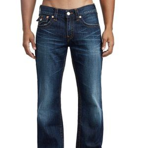 True Religion Billy Relaxed Bootcut Sz38